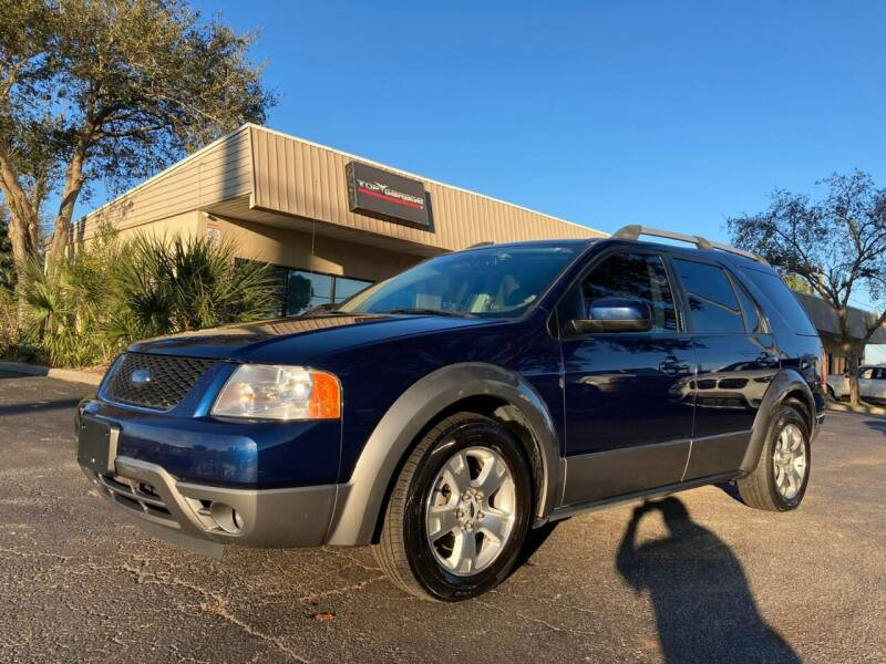 2006 Ford Freestyle for sale at Top Garage Commercial LLC in Ocoee FL