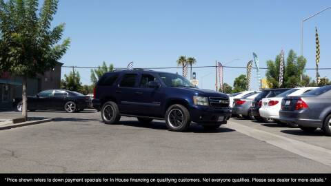 2007 Chevrolet Tahoe for sale at Westland Auto Sales in Fresno CA