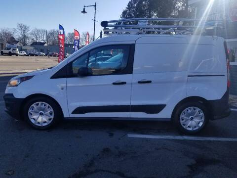 2014 Ford Transit Connect Cargo for sale at Bridge Auto Group Corp in Salem MA
