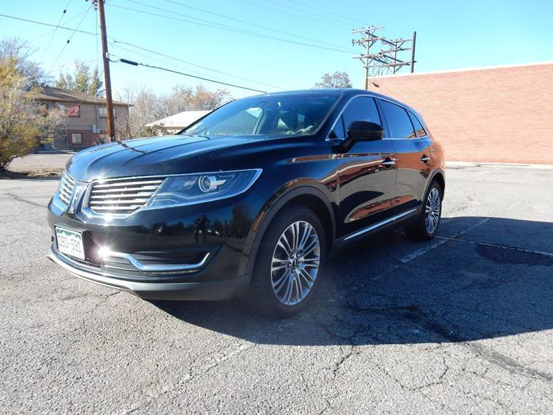 2016 Lincoln MKX for sale at Pammi Motors in Glendale CO