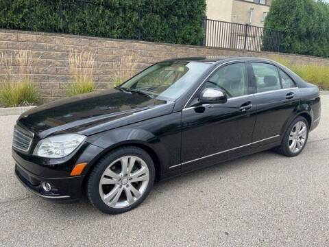 2009 Mercedes-Benz C-Class for sale at World Class Motors LLC in Noblesville IN
