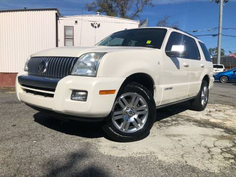 2007 Mercury Mountaineer for sale at Atlas Auto Sales in Smyrna GA