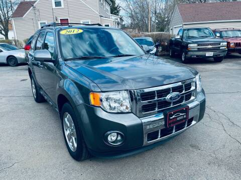 2012 Ford Escape for sale at SHEFFIELD MOTORS INC in Kenosha WI