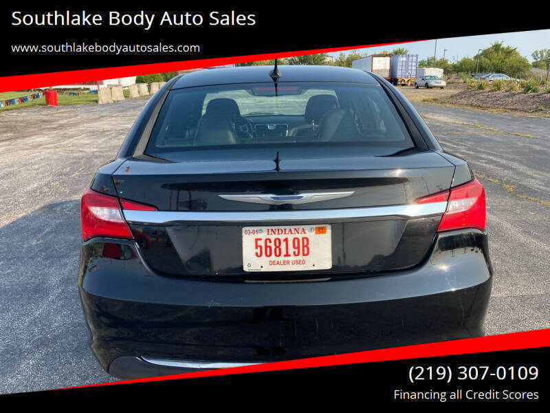 2014 Chrysler 200 Limited - Leather - Sunroof - We Finance - Merrillville IN