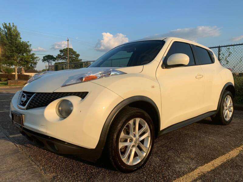 2012 Nissan JUKE for sale at Speedy Auto Sales in Pasadena TX