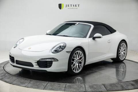 2012 Porsche 911 for sale at Jetset Automotive in Cedar Rapids IA
