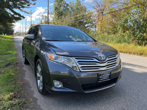 2010 Toyota Venza for sale at B & M Auto Mall in Clifton NJ