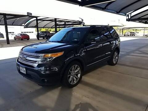 2014 Ford Explorer for sale at Jerry's Buick GMC in Weatherford TX