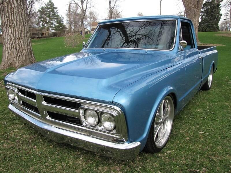 1968 Chevrolet C/K 10 Series for sale at Street Dreamz in Denver CO