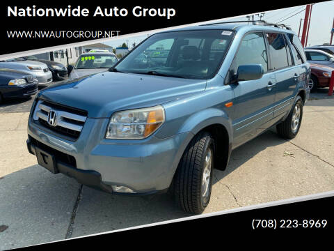 2006 Honda Pilot for sale at Nationwide Auto Group in Melrose Park IL