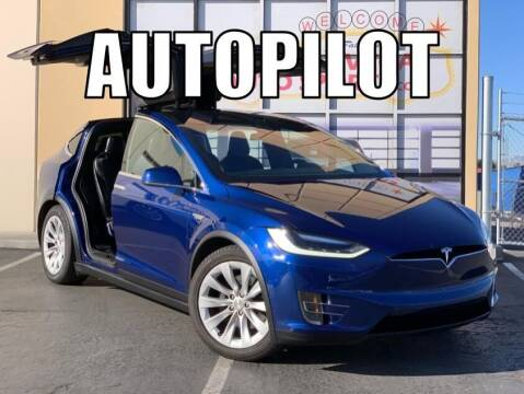 2016 Tesla Model X for sale at Las Vegas Auto Sports in Las Vegas NV