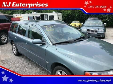 2004 Volvo V70 for sale at NJ Enterprises in Indianapolis IN