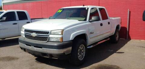 2006 Chevrolet Silverado 2500HD for sale at Advantage Motorsports Plus in Phoenix AZ