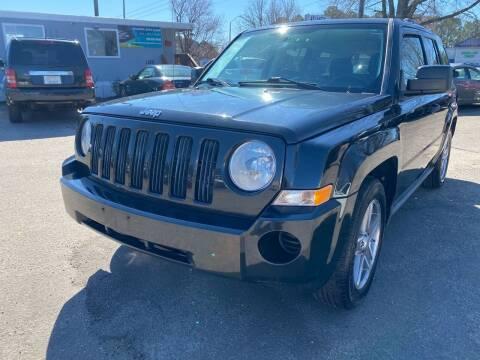 2008 Jeep Patriot for sale at Atlantic Auto Sales in Garner NC