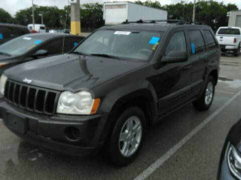 2006 Jeep Grand Cherokee for sale at LUXURY IMPORTS AUTO SALES INC in North Branch MN