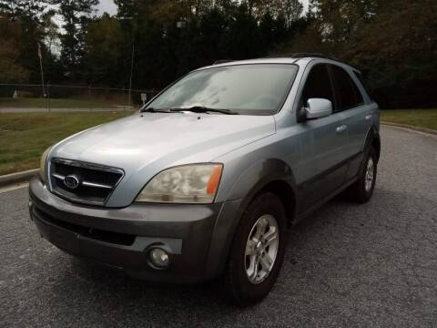 2006 Kia Sorento for sale at Final Auto in Alpharetta GA