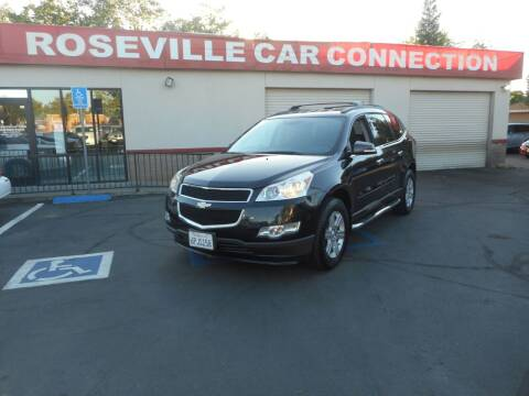 2011 Chevrolet Traverse for sale at ROSEVILLE CAR CONNECTION in Roseville CA