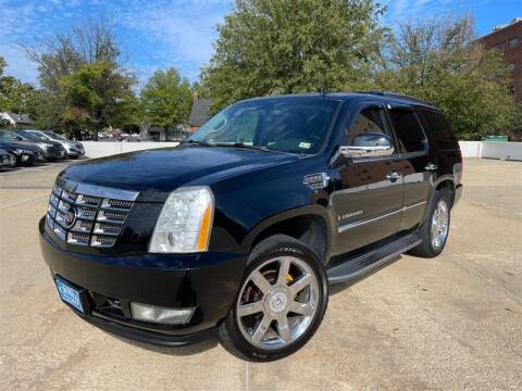 2009 Cadillac Escalade for sale at Crown Auto Group in Falls Church VA