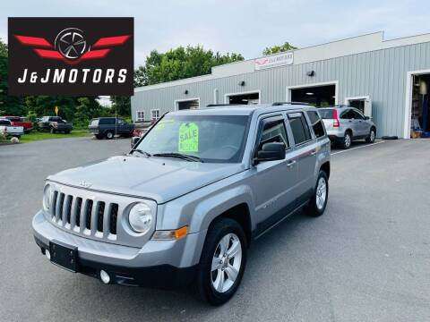 2016 Jeep Patriot for sale at J & J MOTORS in New Milford CT