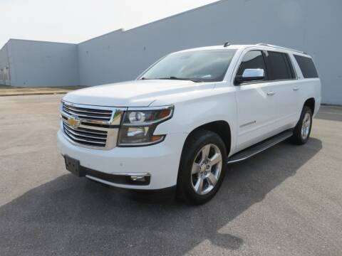 2015 Chevrolet Suburban for sale at Access Motors Co in Mobile AL