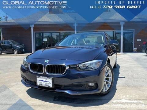 2016 BMW 3 Series for sale at Global Automotive Imports of Denver in Denver CO