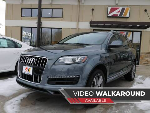 2015 Audi Q7 for sale at Auto Assets in Powell OH