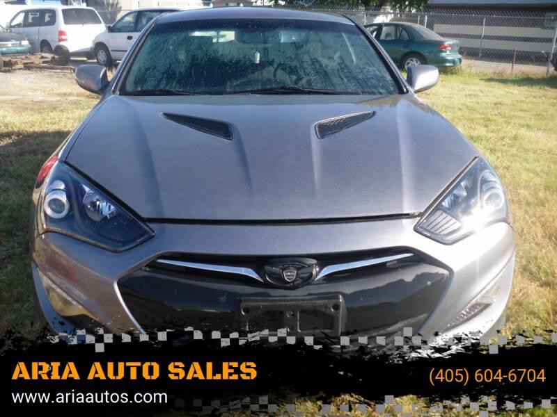 2014 Hyundai Genesis Coupe for sale in Oklahoma City, OK