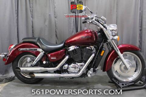 2007 Honda Shadow Sabre™ for sale at Powersports of Palm Beach in Hollywood FL