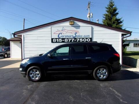 2011 Chevrolet Traverse for sale at CARSMART SALES INC in Loves Park IL