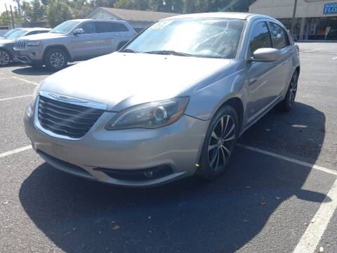 2013 Chrysler 200 for sale at Auto Mart - Dorchester in North Charleston SC