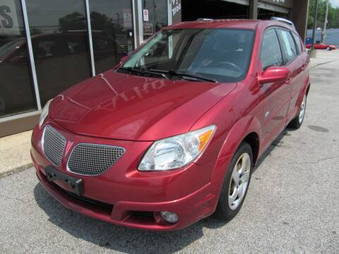 2005 Pontiac Vibe for sale at Arko Auto Sales in Eastlake OH