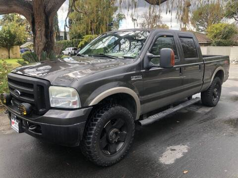 2007 Ford F-250 Super Duty for sale at Boktor Motors in North Hollywood CA