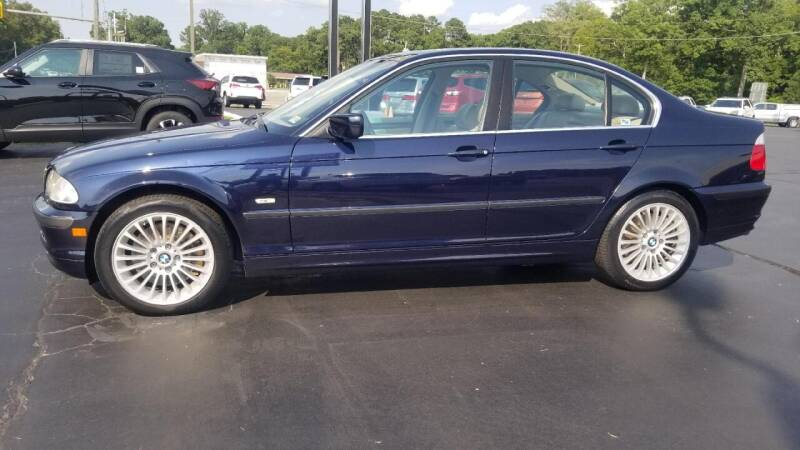 2001 BMW 3 Series for sale at Whitmore Chevrolet in West Point VA