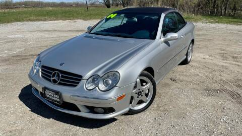 2004 Mercedes-Benz CLK for sale at ROUTE 6 AUTOMAX in Markham IL