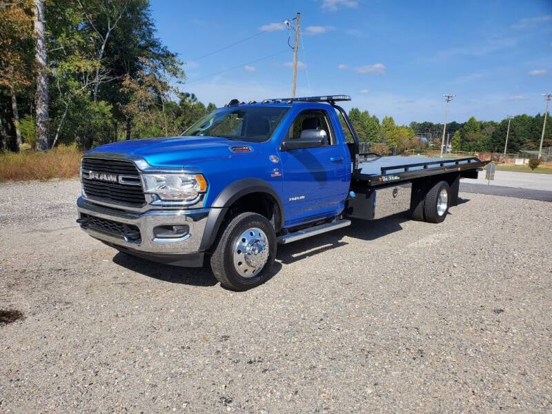 2020 RAM Ram Chassis 5500 for sale at Deep South Wrecker Sales in Loganville GA