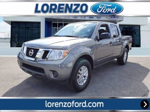 2019 Nissan Frontier for sale at Lorenzo Ford in Homestead FL