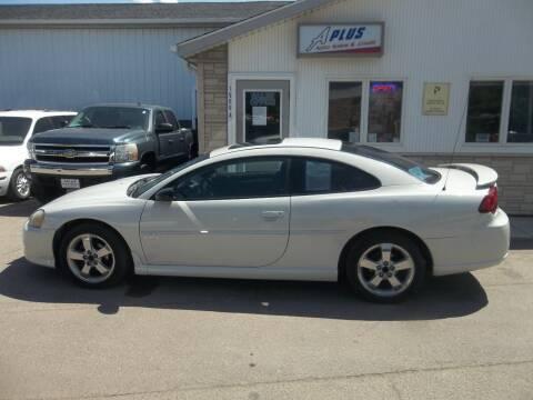 2003 Dodge Stratus for sale at A Plus Auto Sales/ - A Plus Auto Sales in Sioux Falls SD