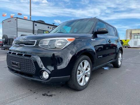 2016 Kia Soul for sale at Right Price Auto in Idaho Falls ID