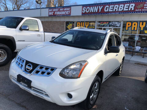 2015 Nissan Rogue Select for sale at Sonny Gerber Auto Sales in Omaha NE