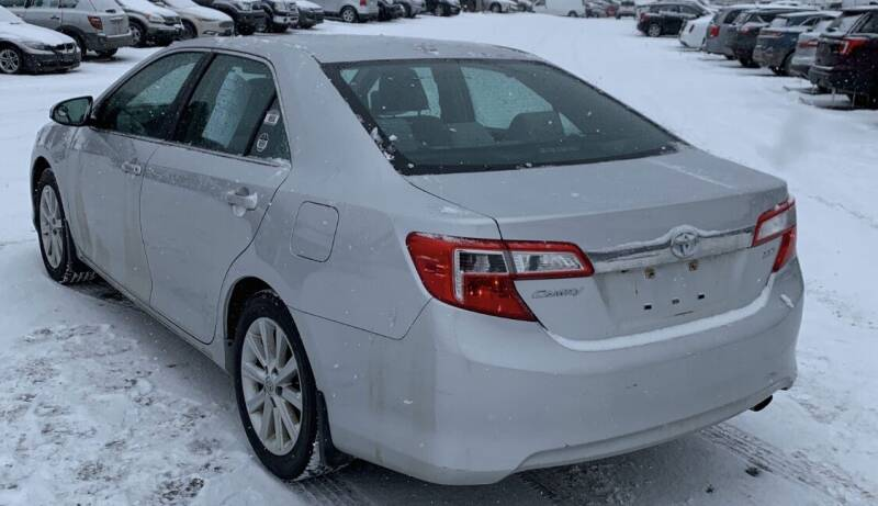 2014 Toyota Camry for sale at Father & Sons Auto Sales in Leeds NY