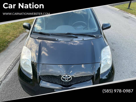 2010 Toyota Yaris for sale at Car Nation in Webster NY