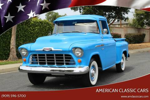 1956 Chevrolet 3100 for sale at American Classic Cars in La Verne CA