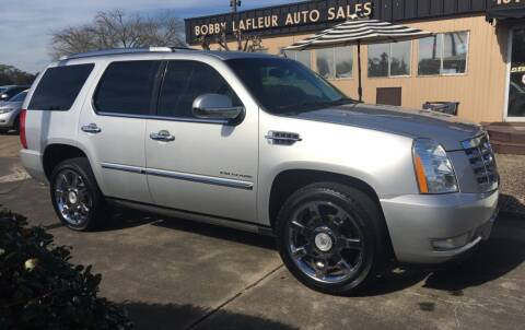 2010 Cadillac Escalade for sale at Bobby Lafleur Auto Sales in Lake Charles LA
