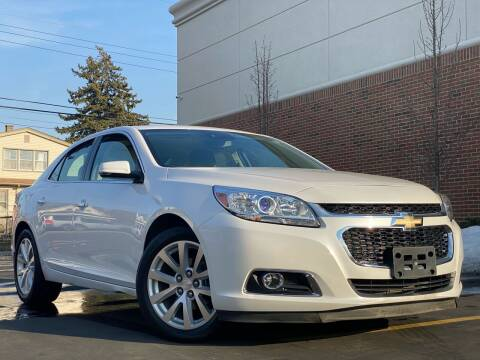 2016 Chevrolet Malibu Limited for sale at Dymix Used Autos & Luxury Cars Inc in Detroit MI