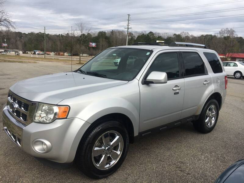 2009 Ford Escape for sale at O'Quinns Auto Sales, Inc in Fuquay Varina NC