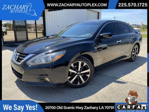 2018 Nissan Altima for sale at Auto Group South in Natchez MS