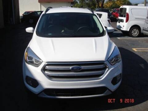 2017 Ford Escape for sale at Marx Auto Sales in Livonia MI