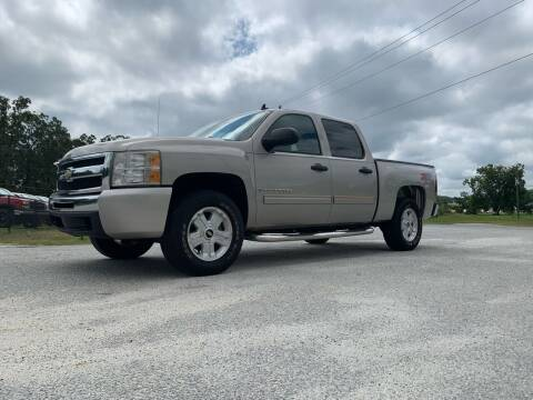 2009 Chevrolet Silverado 1500 for sale at Madden Motors LLC in Iva SC