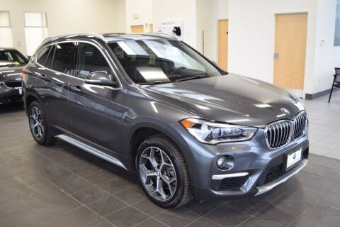 2019 BMW X1 for sale at BMW OF NEWPORT in Middletown RI
