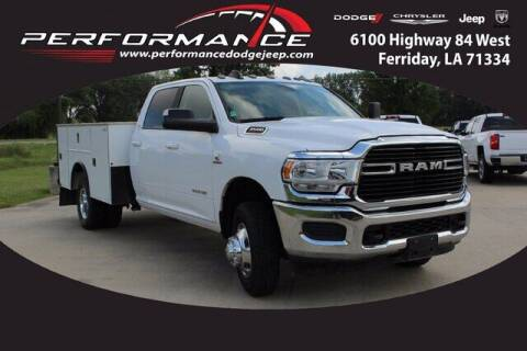2020 RAM Ram Chassis 3500 for sale at Auto Group South - Performance Dodge Chrysler Jeep in Ferriday LA